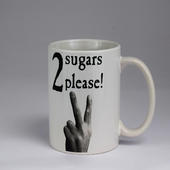 Emotional Rescue 2 Sugars Please Mug In Gift Box
