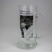 Emotional Rescue Dad Crossroads Tankard Glass In Gift Box