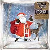 Pack of 8 Santa & Friends CLIC Sargent Charity Christmas Cards