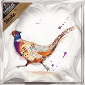 Pack of 8 Dashing Pheasant Stroke Association Fairdeal Charity Christmas Cards