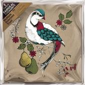 Pack of 8 Partridge Pear Multiple Sclerosis Fairdeal Charity Christmas Cards