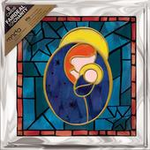 Pack of 8 Stained Glass Window MNDA Fairdeal Charity Christmas Cards