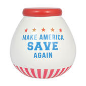 Trump Make America Save Again Pots of Dreams