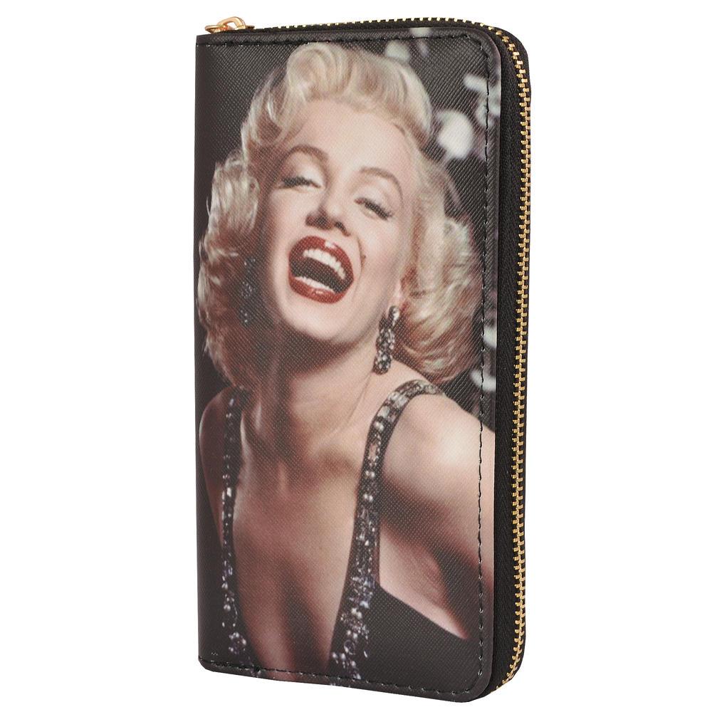 Marilyn Monroe Zip Around Purse