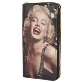 Marilyn Monroe Zip Around Purse