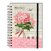 Notes Yours Truly Ringbound Lined Pocket Notebook