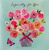 Especially For You Birthday Embellished Greeting Card
