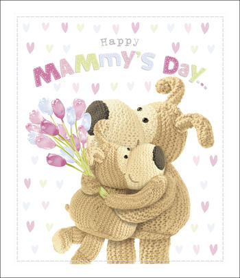 Boofle Happy Mammy's Day Card