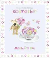 Boofle Godmother Mother's Day Card