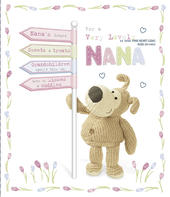 Boofle Nana Mother's Day Card