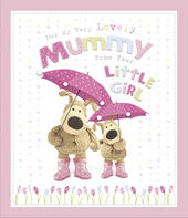 Boofle Mother's Day Card To Mummy From Daughter