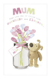 Boofle Mother's Day Card Very Best Mum