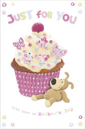 Boofle Mother's Day Card Just For You