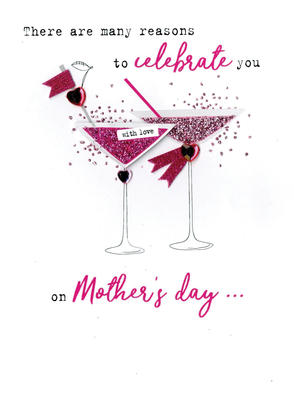 On Mother's Day Card Celebrate You