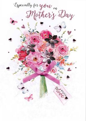Mother's Day Card Especially For You Luxury
