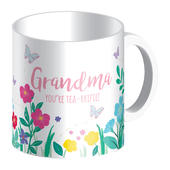 Grandma You're Tea-rrific Mug In Gift Box