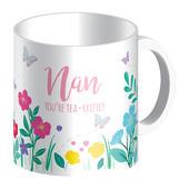 Nan You're Tea-rrific Mug In Gift Box