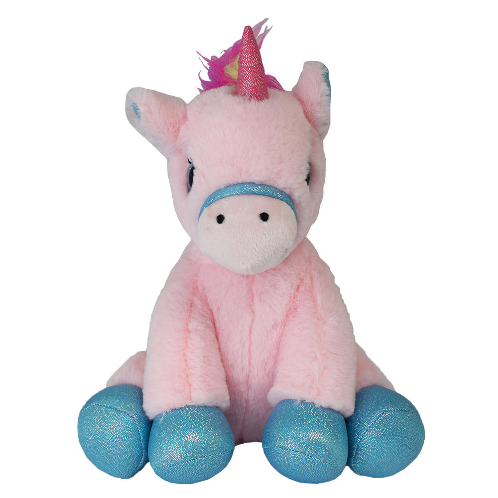 Pink Unicorn Plush Toy