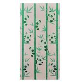 Panda Bear Pattern Chocolate Bar & Card In One
