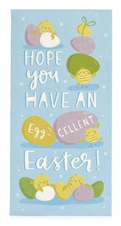 Pack of 6 Alzheimer's Society Charity Easter Greeting Cards
