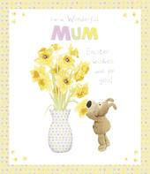 Boofle Wonderful Mum Easter Greeting Card