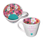 If Mums Were Flowers Inside Out Mug In Gift Box