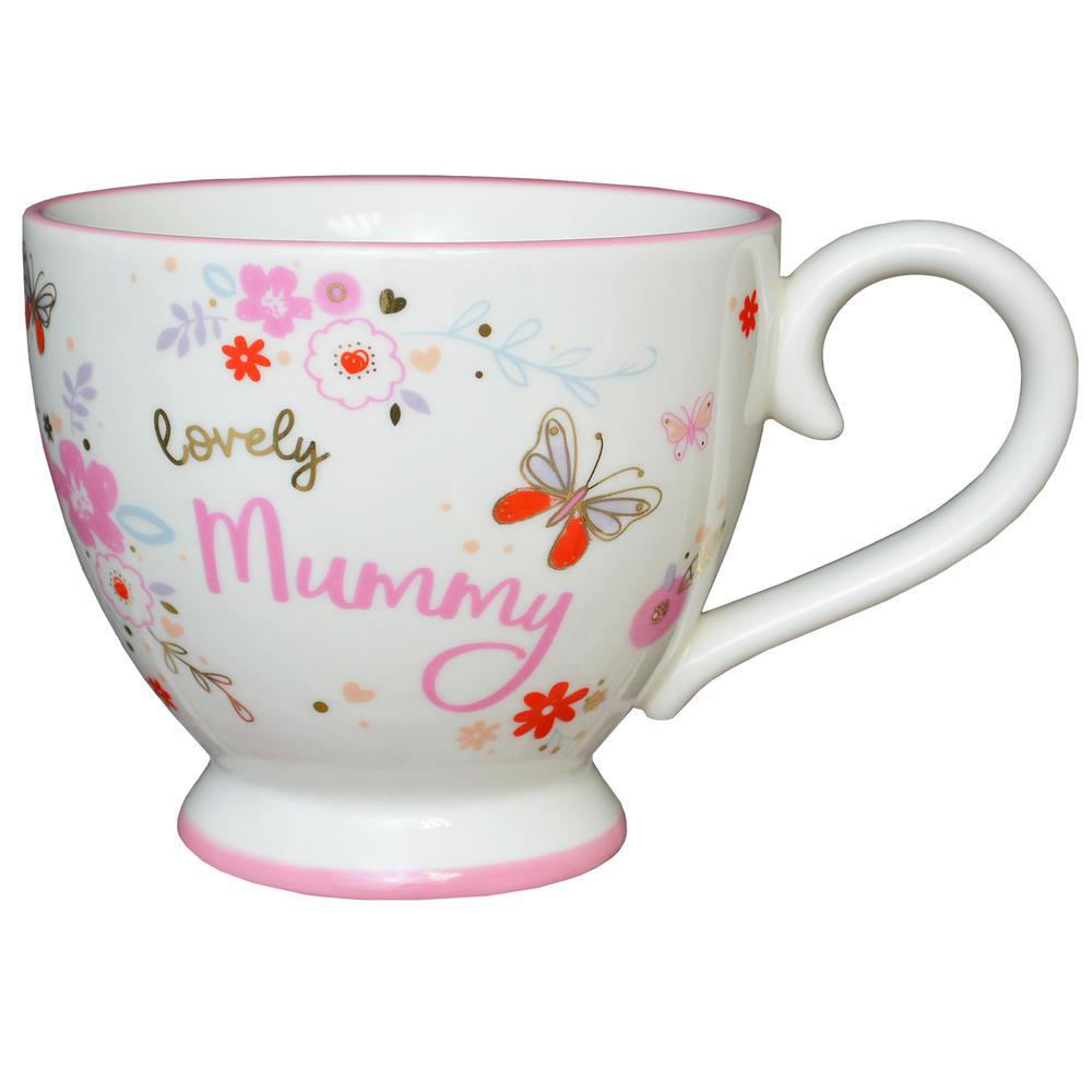 Lovely Mummy Jumbo Teacup Gift