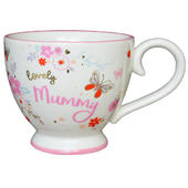 Lovely Mummy Jumbo Teacup Gift