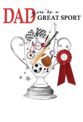 Father/'s Day Card Dad No One Measures Up To You Joie De Vivre Greeting Cards