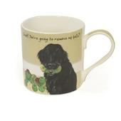 Remove Balls Retriever Little Dog Laughed Mug In Gift Box