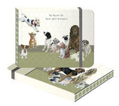 The Biscuit Club Never Short Of Members Little Dog Laughed Notebook