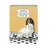 Awesome Ends In Me Coincidence? I Think Not Little Dog Laughed Notebook