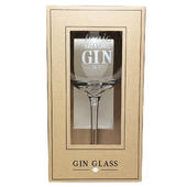 The Best Tonic Has A Large Gin In It Large Gin Glass In Gift Box