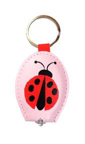 Ladybird LED Key Light Keyring