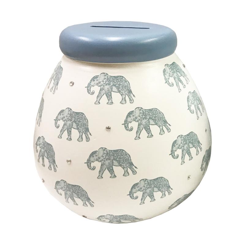 Unicorn Pattern Pots of Dreams Money Pot Save Up /& Smash Money Box Gift