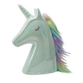 Unicorn Ceramic Money Box With Stopper