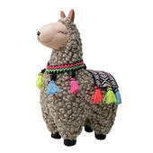 Llama Ceramic Money Box With Stopper