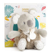 Doudou Koala Super Soft Plush Toy In Solid Gift Box
