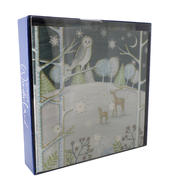 Box of 8 Winter Wonderland Christmas Cards