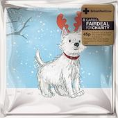 Pack of 8 Rudolph Westie Royal Marsden Charity Christmas Cards