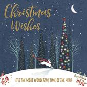 Pack of 6 Christmas Wishes Charity Christmas Cards Supporting Multiple Charities