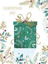 Box of 8 Christmas Joy Mini Christmas Cards