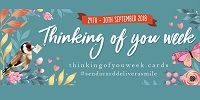 Thinking Of You Week 2018