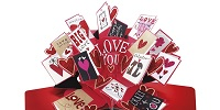 Express Your Love With One Of Many Luxury Valentine's Day Pop Up Cards