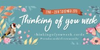 Thinking Of You Week 2019