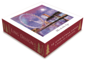 Box of 12 Assorted Christmas Cards In London Designs