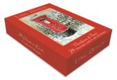 Box of 24 Assorted Christmas Cards In Festive Home Designs