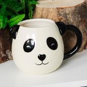 Animal Friends Ceramic Panda Mug