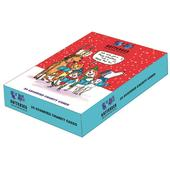 Box of 24 Battersea Dogs & Cats Home Assorted Charity Christmas Cards