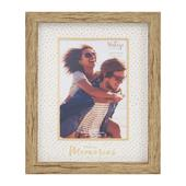 Vintage Boutique Making Memories Wood Effect Photo Frame